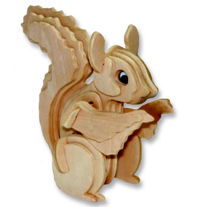 Конструкторы Мир деревянных игрушек (МДИ) Белка конструкторы мир деревянных игрушек мди мышь