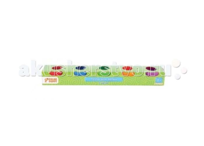 Всё для лепки Color Puppy Тесто для лепки 631024 всё для лепки lori тесто для лепки пластишка 7 цветов по 30 г