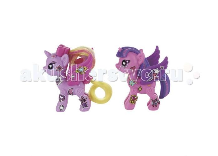 Игровые наборы Май Литл Пони (My Little Pony) Рор Делюкс Твайлайт Спаркл и принцесса Кадэнс игровые наборы май литл пони my little pony pop флаттершай