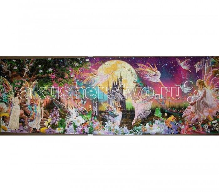 Пазлы Step Puzzle Пазл-панорама Танец фей 1000 элементов пазл 3d 60 элементов step puzzle disney винни пух 98108