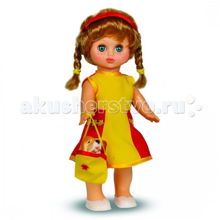 Куклы и одежда для кукол Весна Кукла Настя 5 озвученная кукла весна 35 см