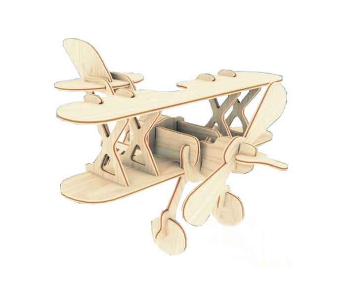 Конструкторы Мир деревянных игрушек Аэроплан