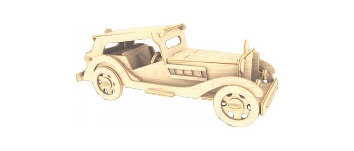Конструкторы Мир деревянных игрушек Автомобиль MG TS мир деревянных игрушек конструктор такси