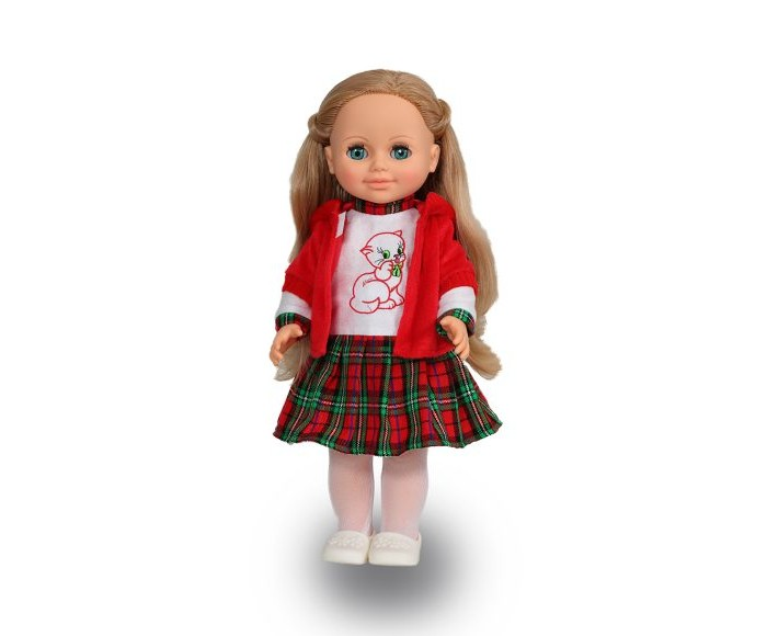 Куклы и одежда для кукол Весна Кукла Анна 14 озвученная 42 см весна весна кукла интерактивная анна 25 озвученная 42 см