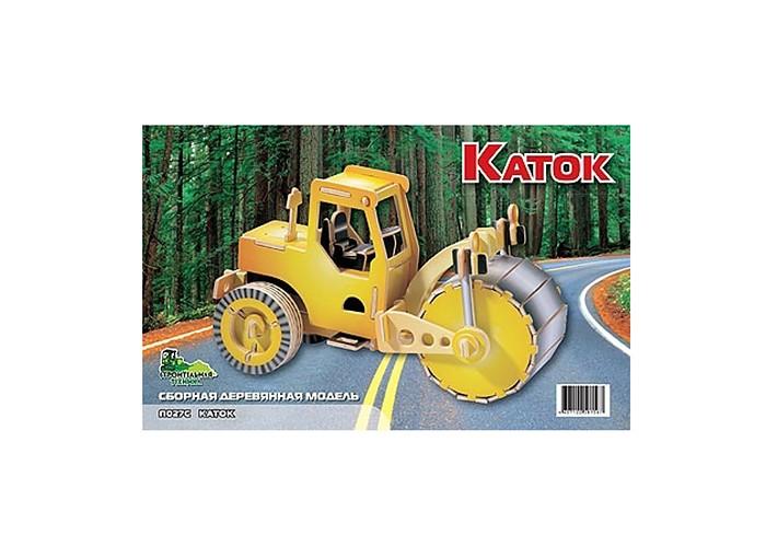 Конструкторы Мир деревянных игрушек (МДИ) Каток цветной конструкторы мир деревянных игрушек мди мышь