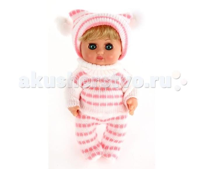 Куклы и одежда для кукол Весна Кукла Любочка 1 21 см куклы и одежда для кукол весна кукла алла 12 35 см