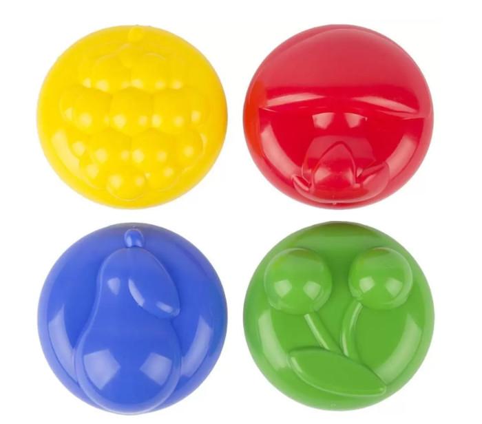 Игрушки для зимы Совтехстром Формы для песка Cад формочки для песка стеллар