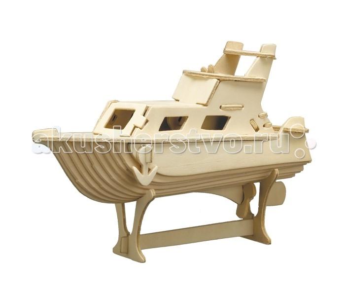 Конструкторы Мир деревянных игрушек (МДИ) Яхта