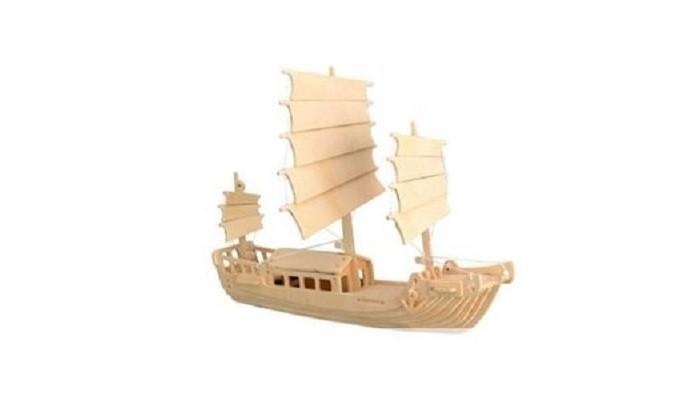 Конструкторы Мир деревянных игрушек Джонка конструкторы мир деревянных игрушек пианино