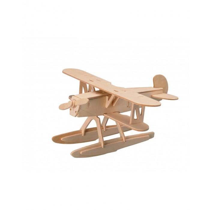 Конструкторы Мир деревянных игрушек (МДИ) Самолет Хенкель HE51 бюсси м самолет без нее