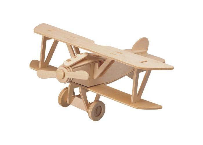 Конструкторы Мир деревянных игрушек (МДИ) Самолет Альбатрос ДВ самолет без нее