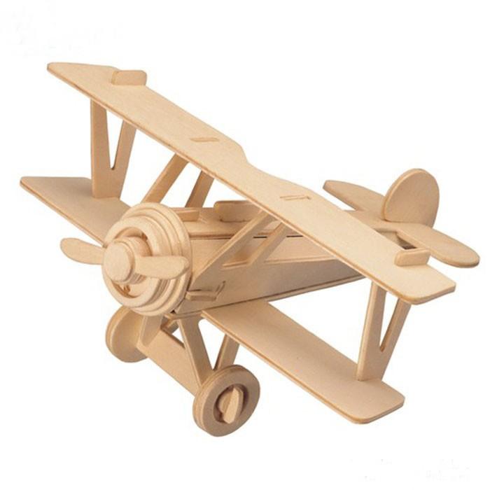 Конструкторы Мир деревянных игрушек (МДИ) Самолет Ньюпорт 17 конструкторы мир деревянных игрушек мди мышь