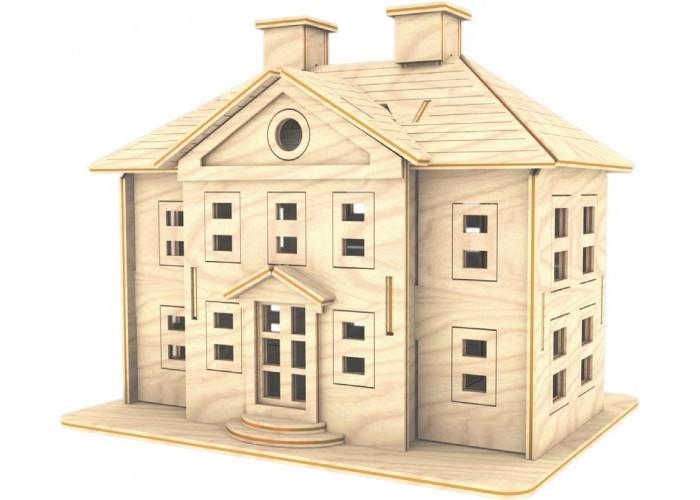 Конструкторы Мир деревянных игрушек (МДИ) Усадьба конструкторы мир деревянных игрушек мди мышь