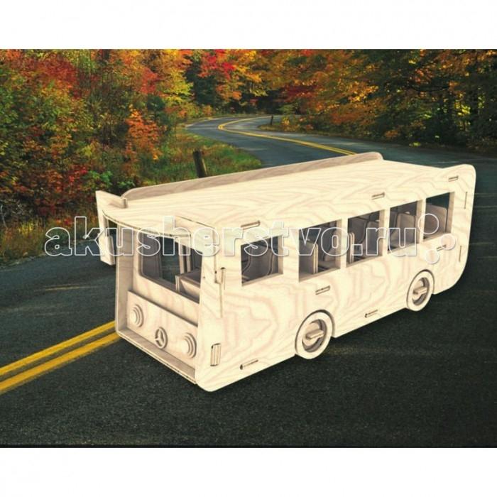 Конструкторы Мир деревянных игрушек (МДИ) Автобус билет на автобус пенза белинский