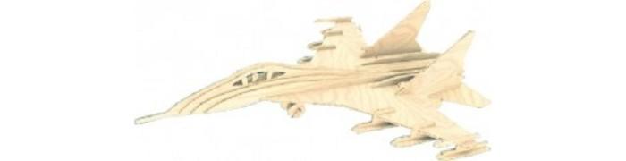 Конструкторы Мир деревянных игрушек (МДИ) Самолет Су-27 бюсси м самолет без нее