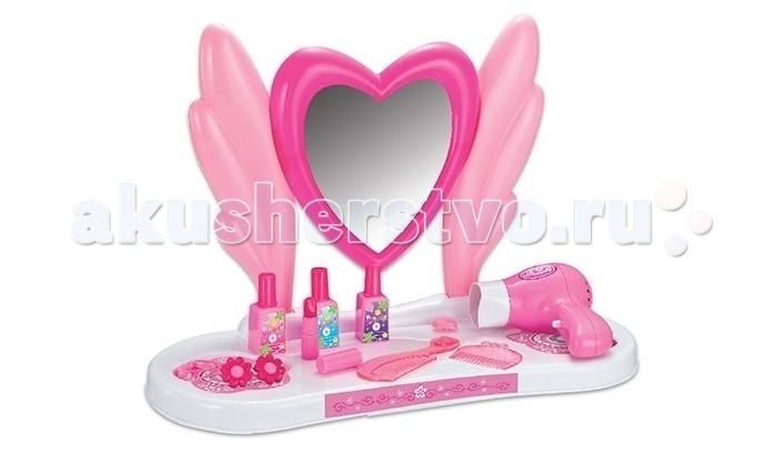 Ролевые игры 1 Toy Игровой набор Туалетный столик маленькое сердце
