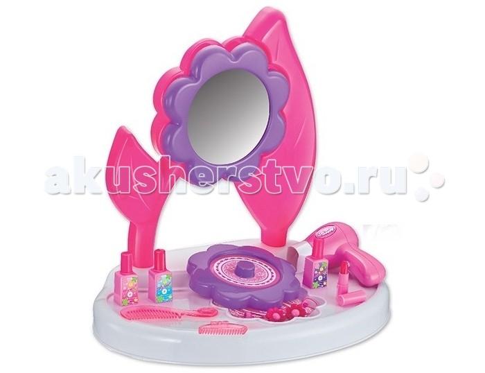 Ролевые игры 1 Toy Игровой набор Туалетный столик маленький цветок
