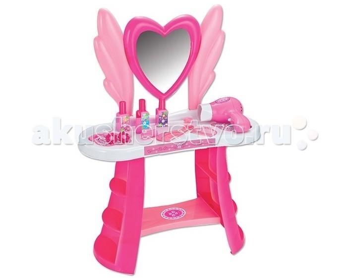 Ролевые игры 1 Toy Игровой набор Туалетный столик большое сердце
