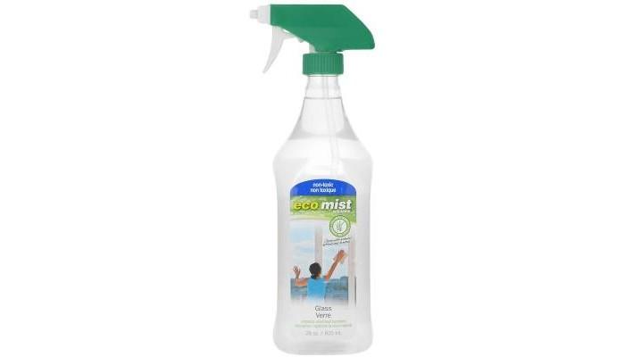 Бытовая химия Eco Mist Средство для мытья стекол Glass Cleaner 825 мл средство для очистки поверхностей из древесины и ламината eco mist 825 мл