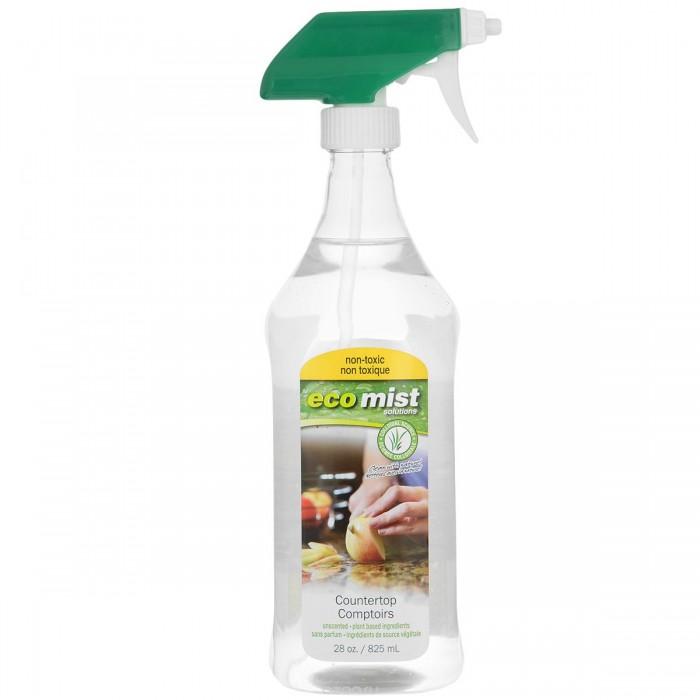 Бытовая химия Eco Mist Средство для очистки столешниц Countertop 825 мл средство для очистки поверхностей из древесины и ламината eco mist 825 мл