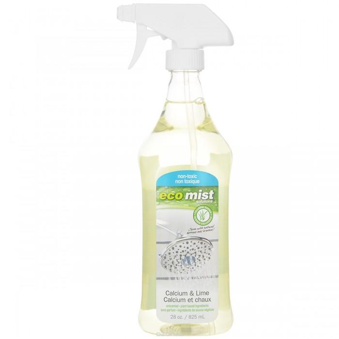 Бытовая химия Eco Mist Средство для удаления кальция и извести Calcium & Lime средство для удаления накипи topperr 3015