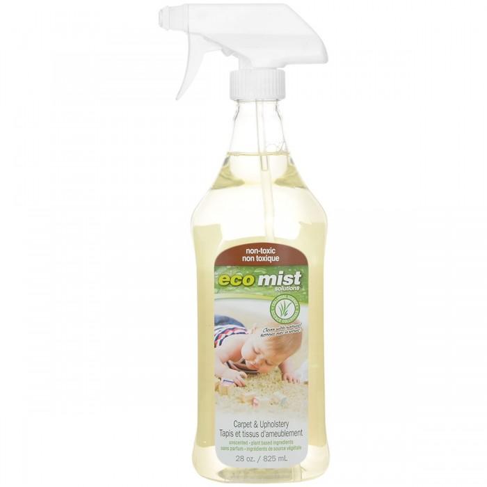Бытовая химия Eco Mist Средство для чистки ковров и обивочной ткани  Carpet & Upholstery 825 мл  eco mist средство для чистки мебели и уборки в кабинете cabinet