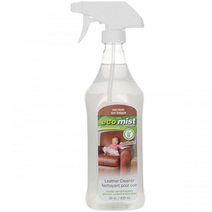 Бытовая химия Eco Mist Средство для чистки натуральной кожи Leather Cleaner 825 мл средство для чистки сукна norditalia nir cloth cleaner аэрозоль 400мл