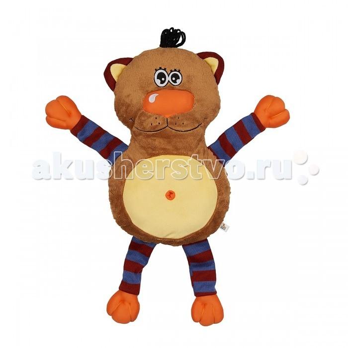 Мягкие игрушки Fluffy Family Подушка-обнимашка Кот 60 см