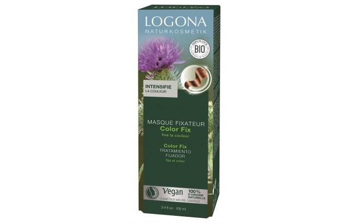 Косметика для мамы Logona Color Plus Кондиционер для волос после окрашивания 150 мл косметика для мамы logona восстанавливающий крем для волос с маслом жожоба 150 мл