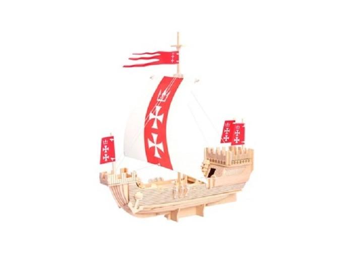 Мир деревянных игрушек Корабль Ганзейского союза