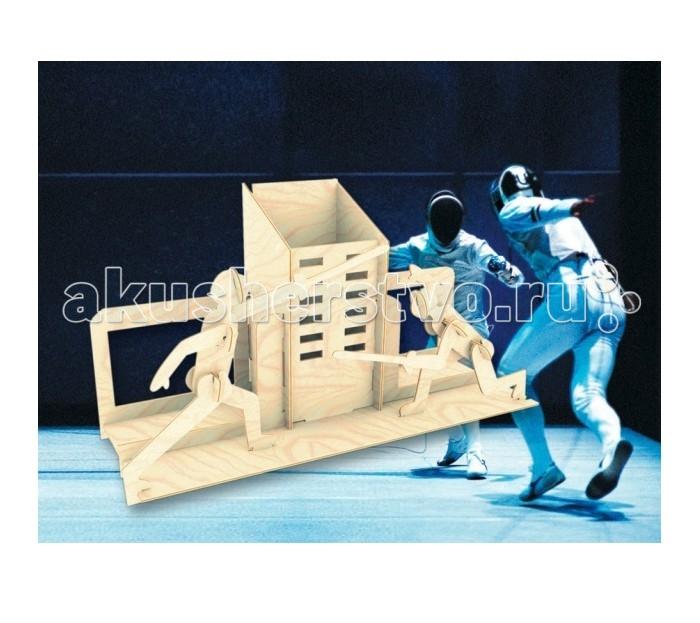 Конструкторы Мир деревянных игрушек Фехтовальщики конструкторы мир деревянных игрушек мди бильярдист