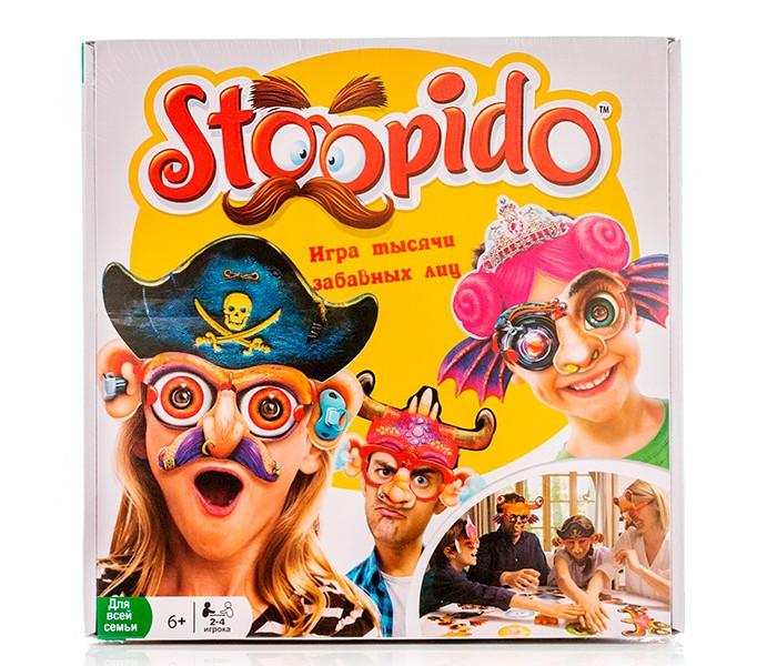 цена Настольные игры Spin Master Настольная игра Ooba Stoopido онлайн в 2017 году