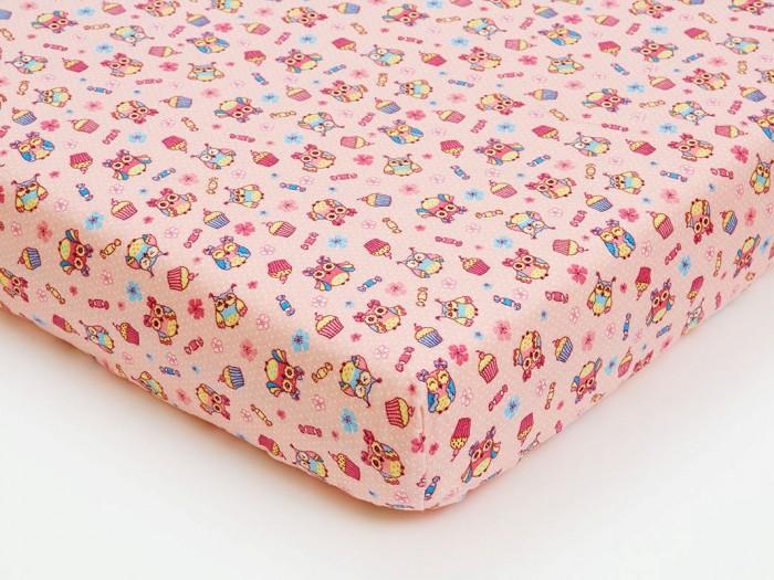 Купить Giovanni Shapito Простыня на резинке Совята 120x60 фланель в интернет магазине. Цены, фото, описания, характеристики, отзывы, обзоры