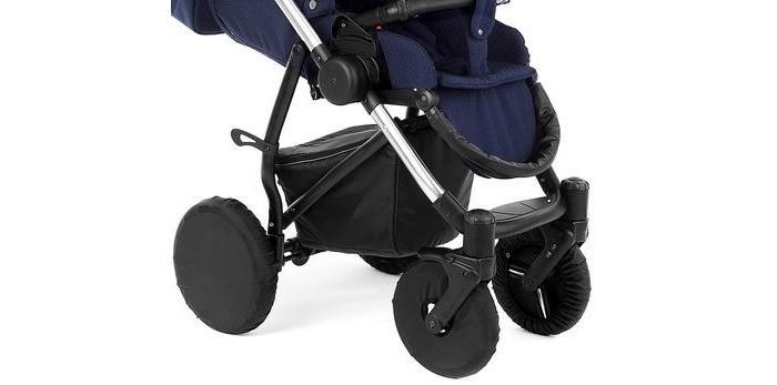 Аксессуары для колясок Esspero Чехлы для колес (поворотные колеса) спортивные сумки и чехлы