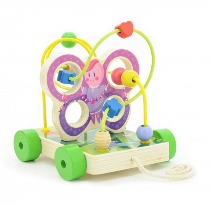 Деревянные игрушки Мир деревянных игрушек (МДИ) Лабиринт Бабочка малая мир деревянных игрушек мди лабиринт зебра