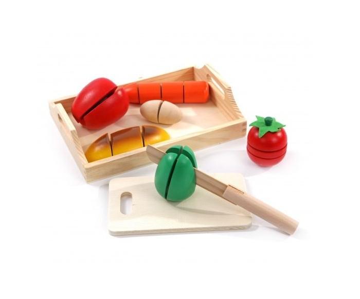 Деревянные игрушки Мир деревянных игрушек (МДИ) Готовим завтрак средний деревянные игрушки мир деревянных игрушек мди лабиринт совушка