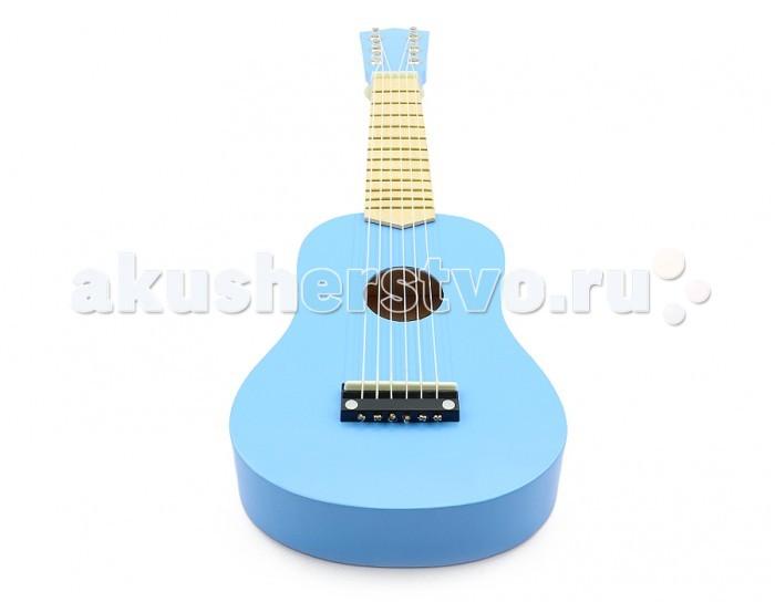 Музыкальные игрушки Мир деревянных игрушек (МДИ) Гитара деревянные игрушки мир деревянных игрушек мди логический квадрат