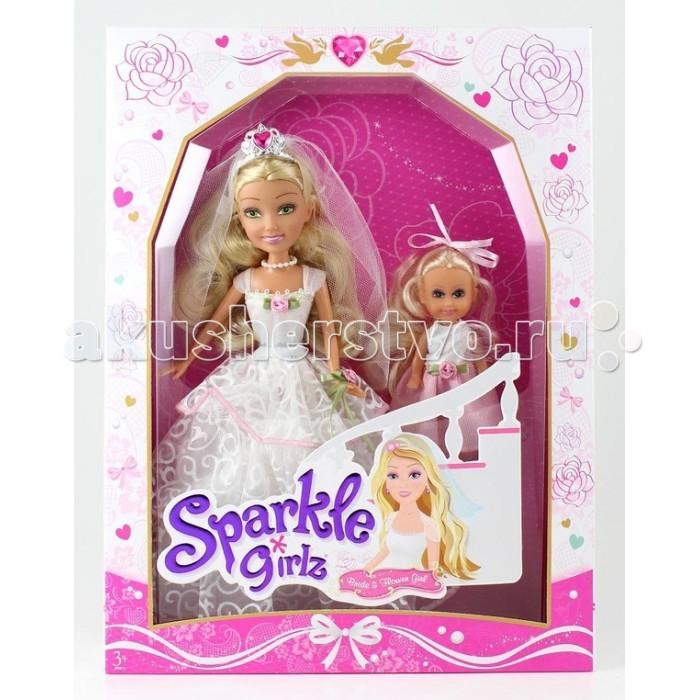 Куклы и одежда для кукол Brilliance Fair Куклы Невесты в наборе 2 шт. 26,7 см и 10,2 см funville кукла brilliance fair 26 7 см funville