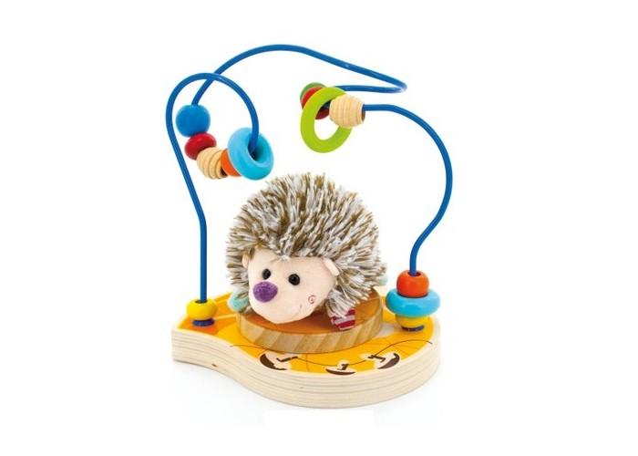 Деревянные игрушки Мир деревянных игрушек (МДИ) Лабиринт Ежик мир деревянных игрушек мди лабиринт зебра