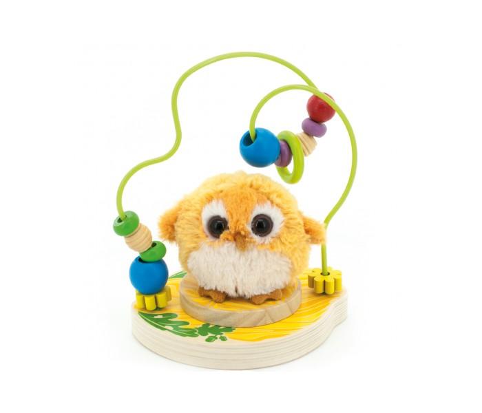 Деревянные игрушки Мир деревянных игрушек (МДИ) Лабиринт Совушка мир деревянных игрушек лабиринт лева д386