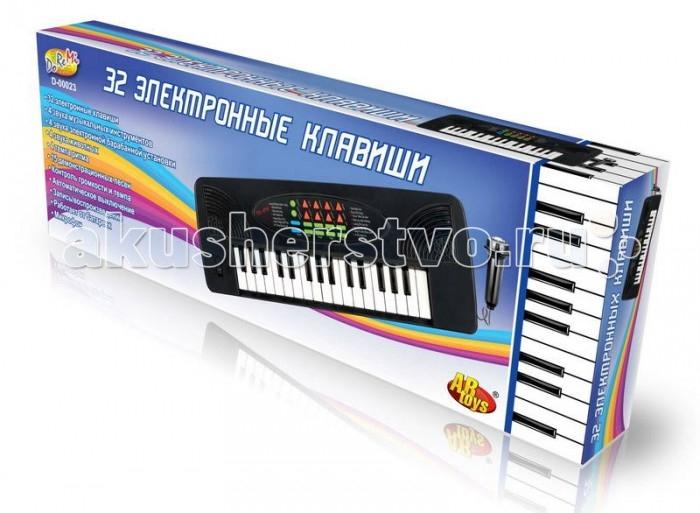 Музыкальный инструмент DoReMi Синтезатор 32 клавиши