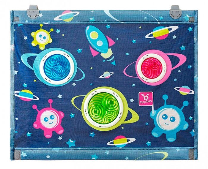 Детские автокресла , Аксессуары для автомобиля BenBat Шторка от солнца Волшебные пузыри арт: 21353 -  Аксессуары для автомобиля