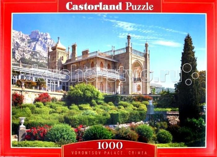 Пазлы Castorland Пазл Воронцовский дворец (1000 элементов) паззл castorland 1000 эл 68 47см озеро канада