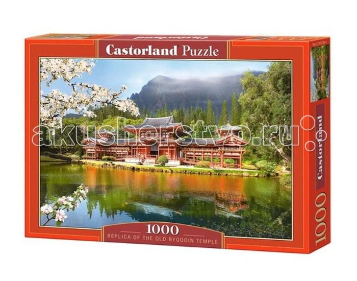 Пазлы Castorland Пазл Пагода 1000 элементов пазлы castorland пазл храм в санкт петербурге 500 элементов
