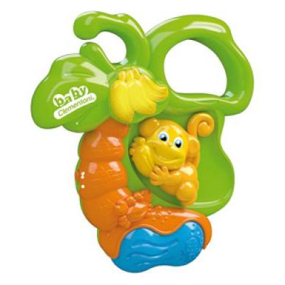 Погремушка Clementoni Baby Электронная Обезьянка