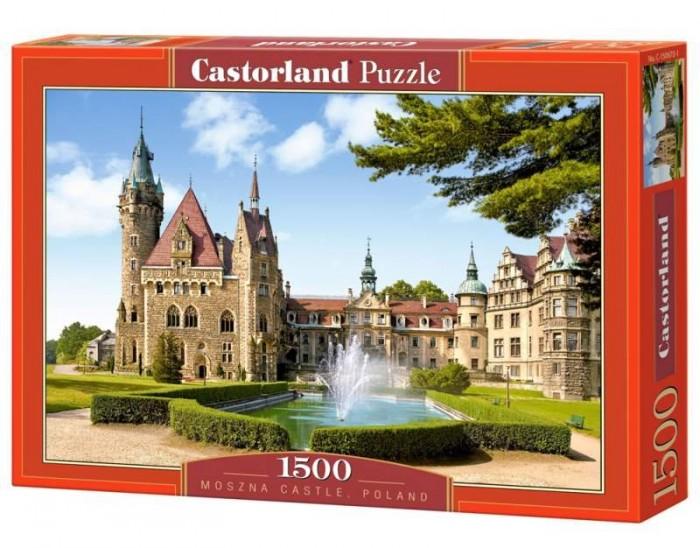 Пазлы Castorland Пазл Замок Польша 1500 эелементов паззл castorland 1500 эл 68 47см сова
