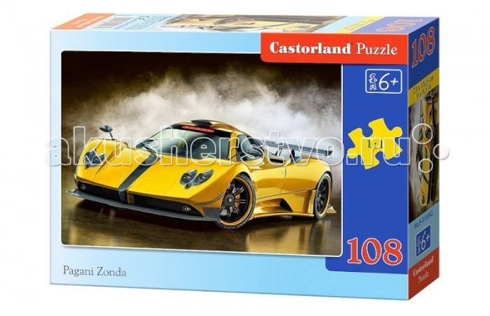 Пазлы Castorland Пазл Автомобиль 180 элементов castorland пазл трактор 60 элементов