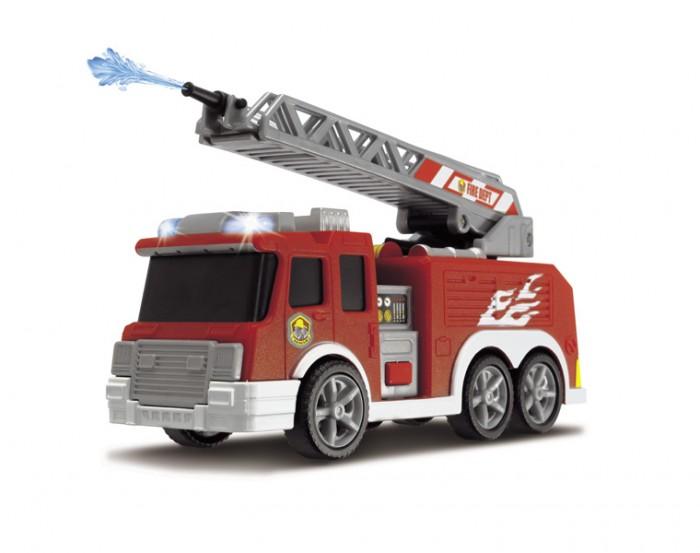 Машины Dickie Пожарная машина с водой 3302002 машины dickie машинка тачки на инфракрасном управлении