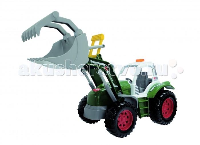 Машины Dickie Трактор со светом и звуком 34 см