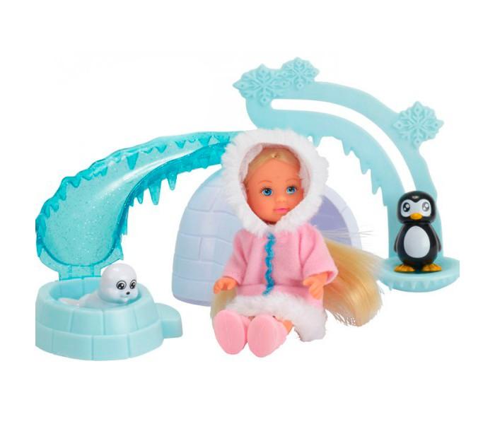Куклы и одежда для кукол Simba Кукла Еви на северном полюсе american crew шампунь для седых и седеющих волос classic gray shampoo 250 мл